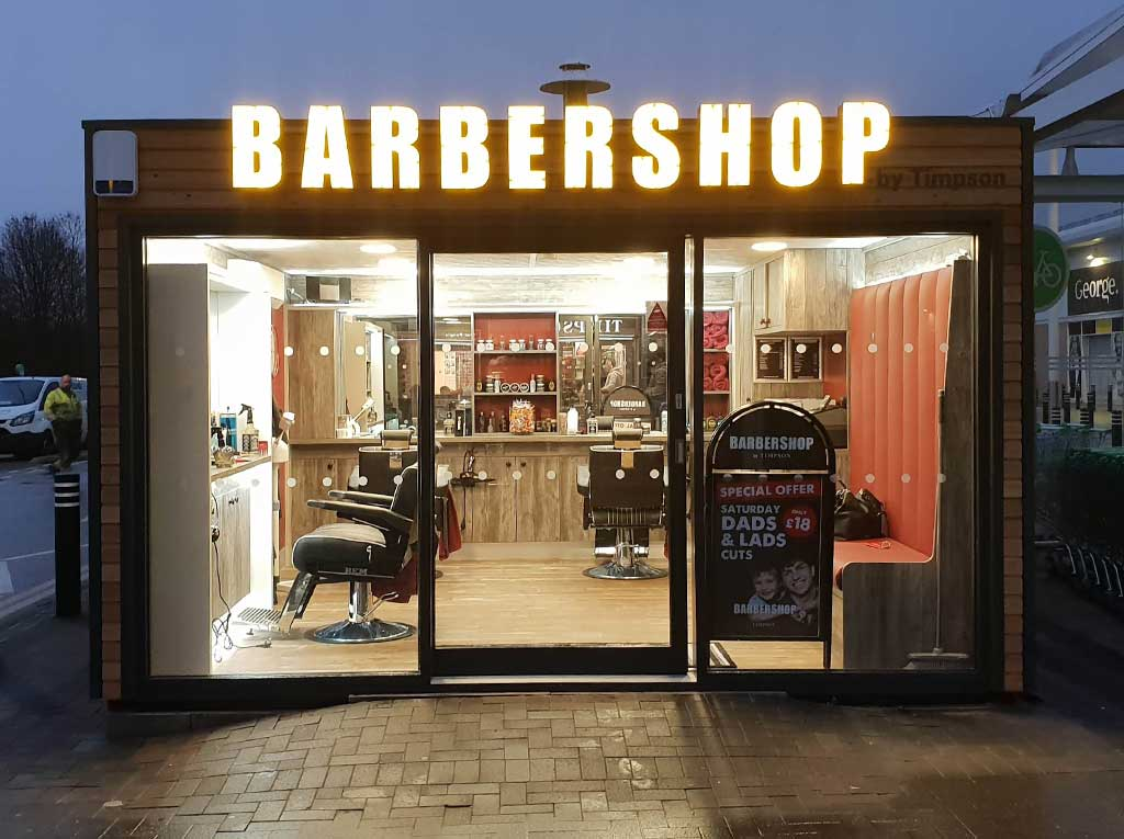 Barbershop by Timpson